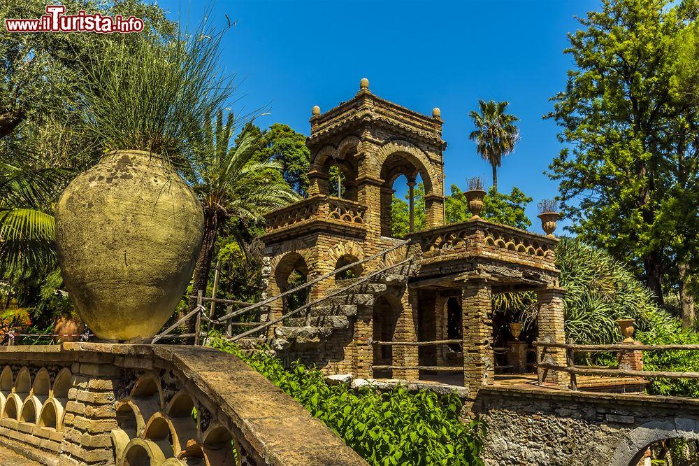 Cosa vedere e cosa visitare Giardini della Villa Comunale