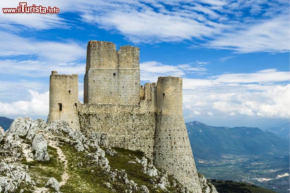 Cosa vedere e cosa visitare Rocca Calascio