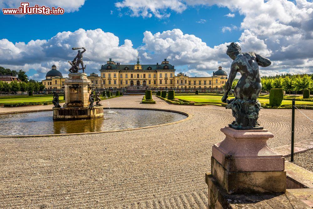 Cosa vedere e cosa visitare  Castello di Drottningholm