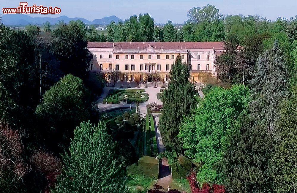 Cosa vedere e cosa visitare Villa Pisani Bolognesi Scalabrin