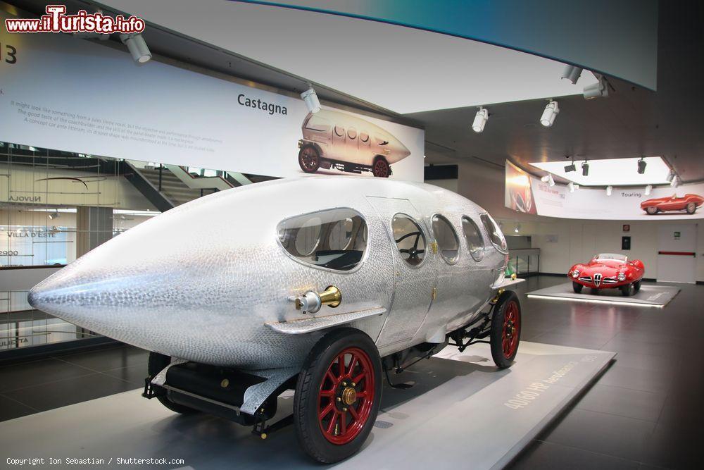 Cosa vedere e cosa visitare Museo Storico Alfa Romeo