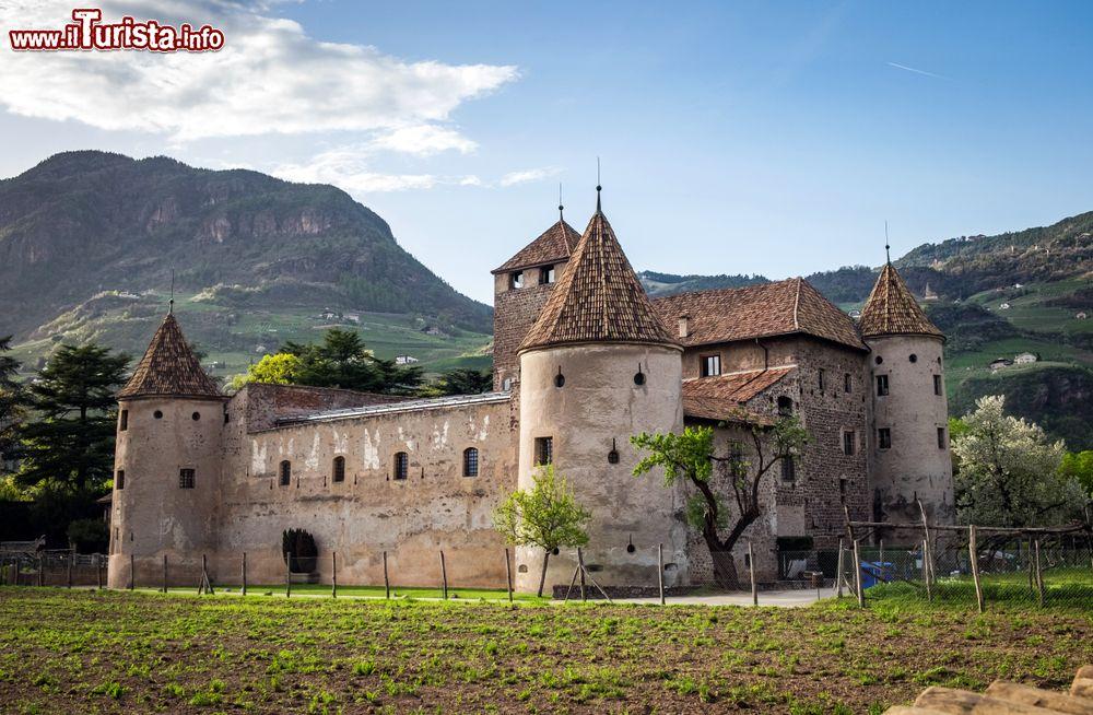 Cosa vedere e cosa visitare Castel Mareccio