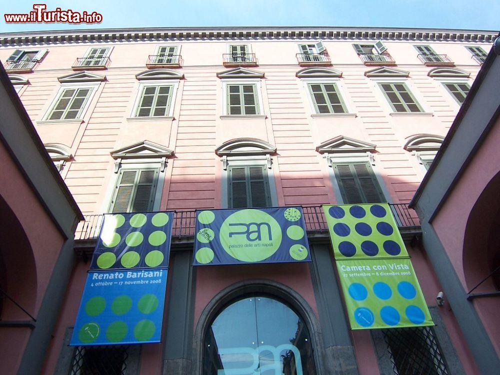 Cosa vedere e cosa visitare PAN, Palazzo delle Arti