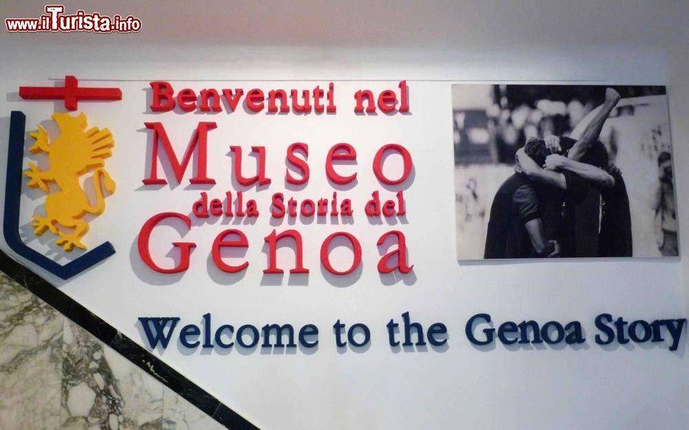Cosa vedere e cosa visitare Museo della storia del Genoa