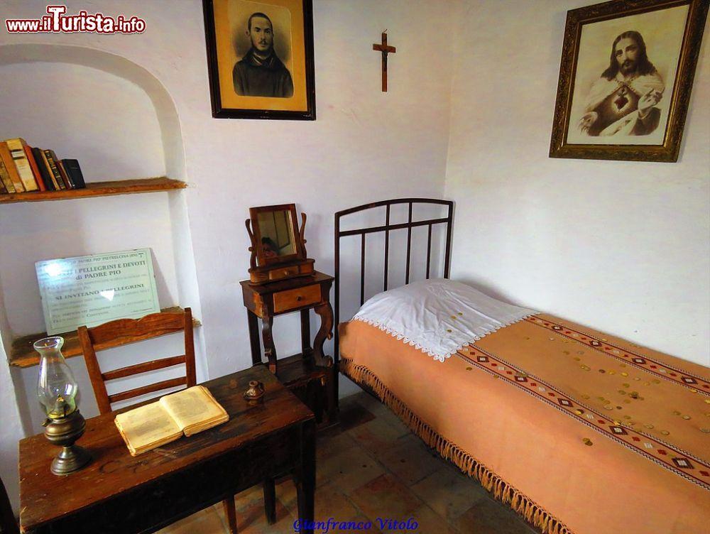 Cosa vedere e cosa visitare Casa Natale di Padre Pio