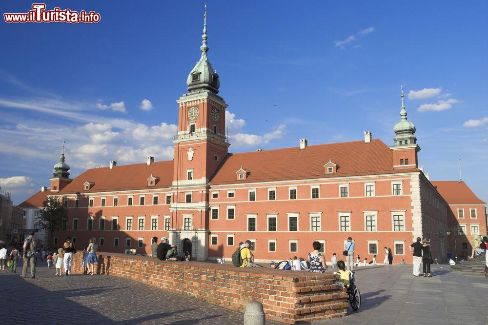 Cosa vedere e cosa visitare Castello Reale
