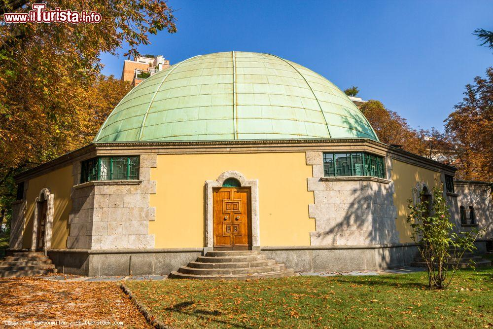 Cosa vedere e cosa visitare Civico Planetario Ulrico Hoepli