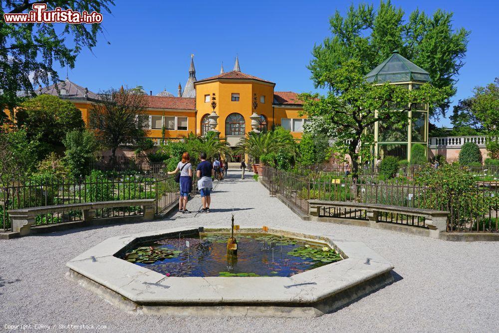 Cosa vedere e cosa visitare Orto Botanico