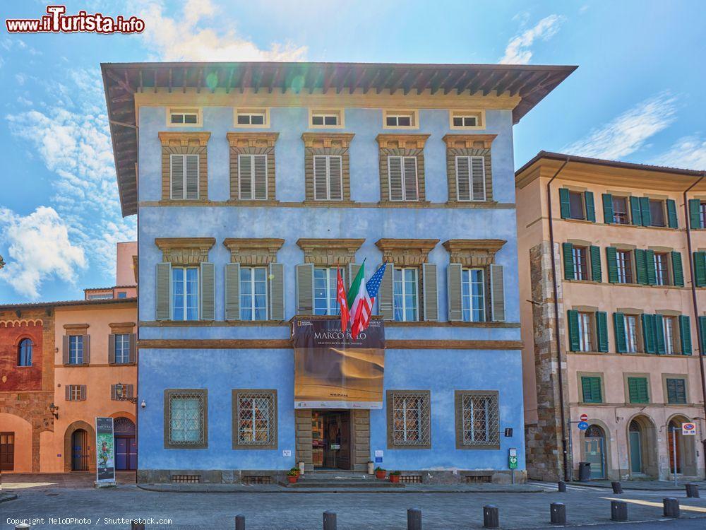 Cosa vedere e cosa visitare Palazzo Blu