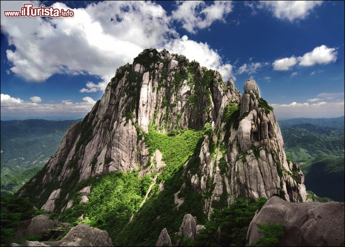 Monte Huangshan - © chid