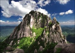 Monte Huangshan - � chid