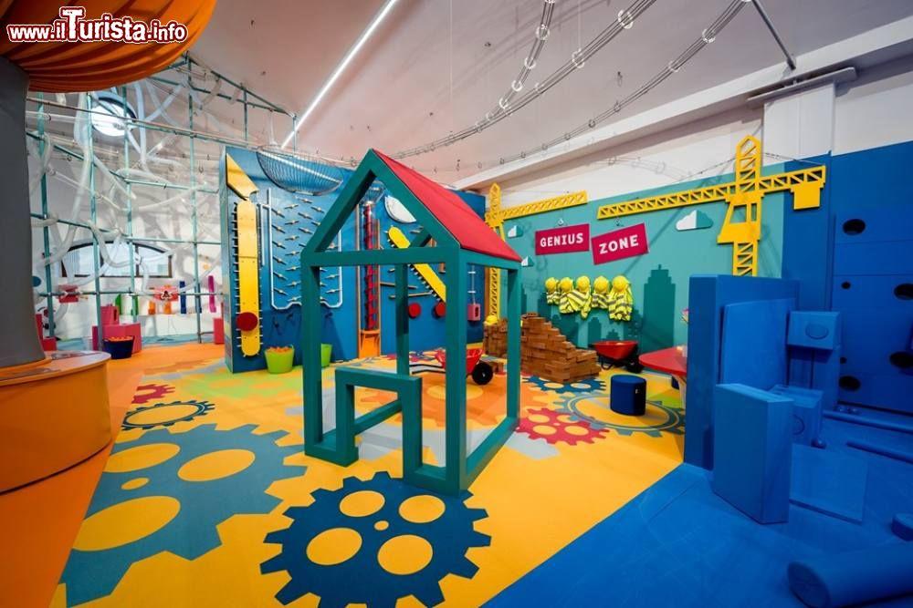 Cosa vedere e cosa visitare Children\'s Museum