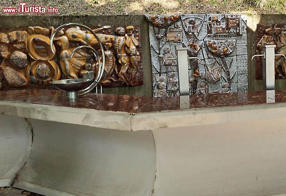 Cosa vedere e cosa visitare Parco della Fonte
