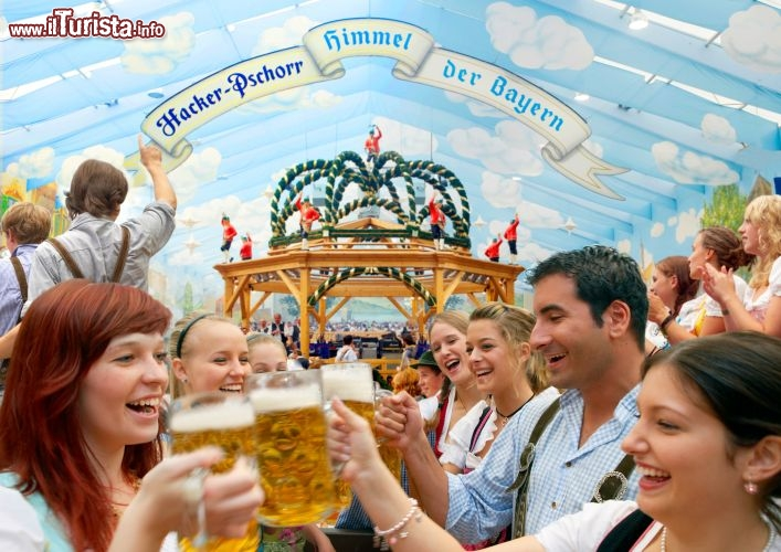 Oktoberfest Monaco di Baviera