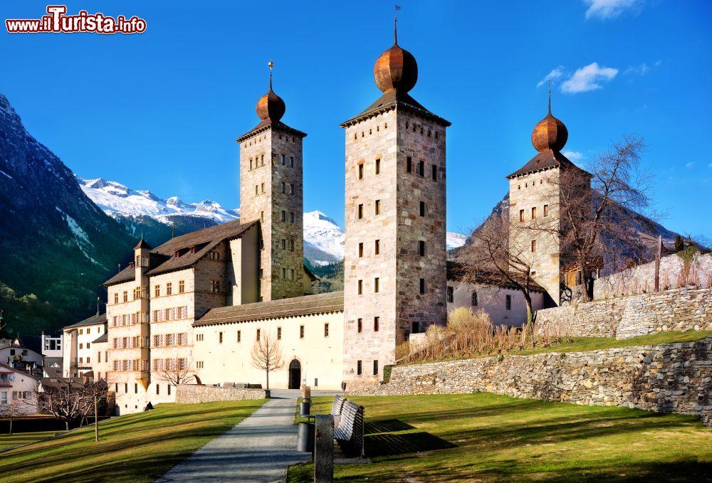 Cosa vedere e cosa visitare Castello di Stockalper