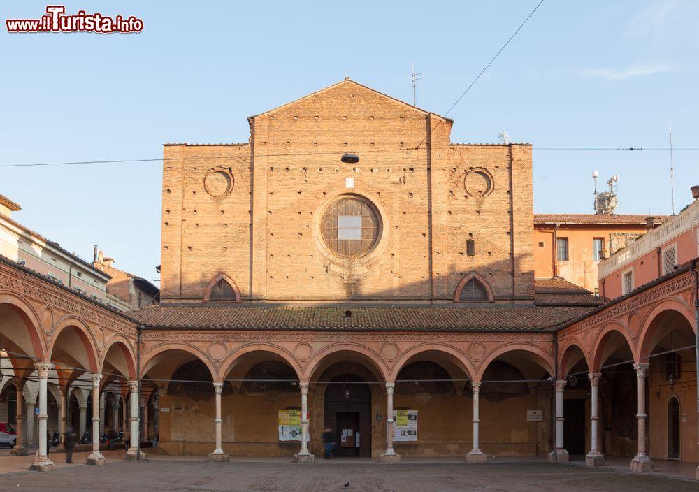 Cosa vedere e cosa visitare Basilica di Santa Maria dei Servi