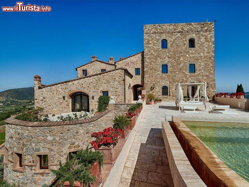 Cosa vedere e cosa visitare Castello di Velona