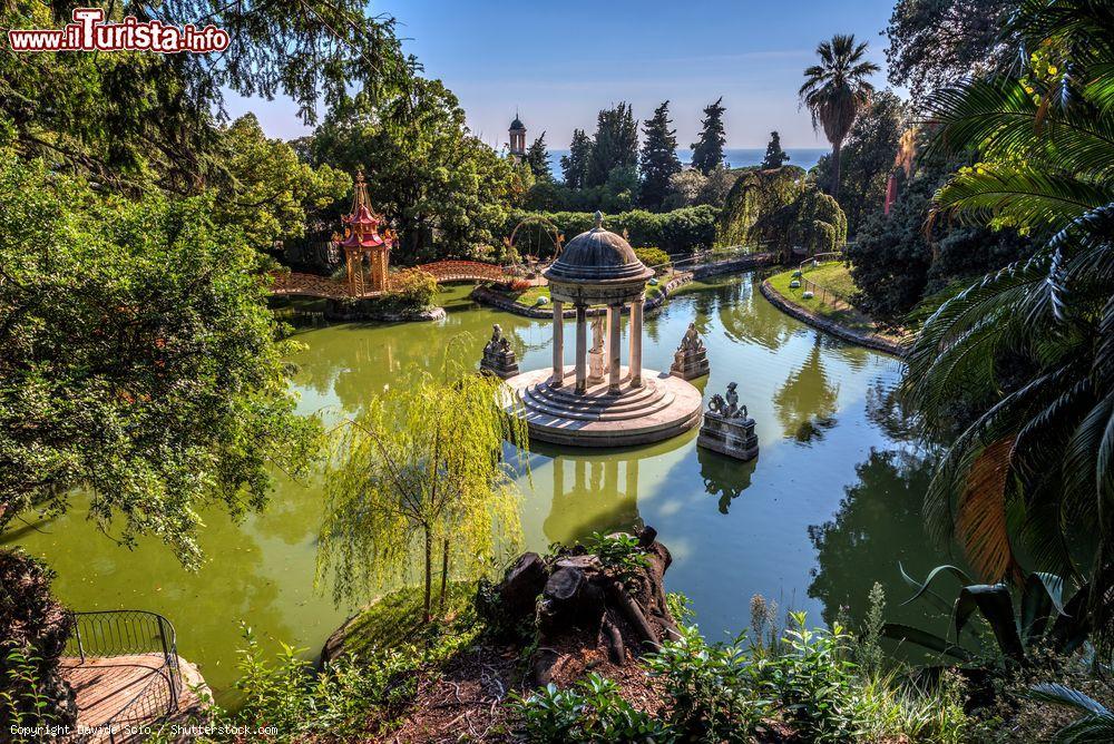 Cosa vedere e cosa visitare Villa Durazzo Pallavicini