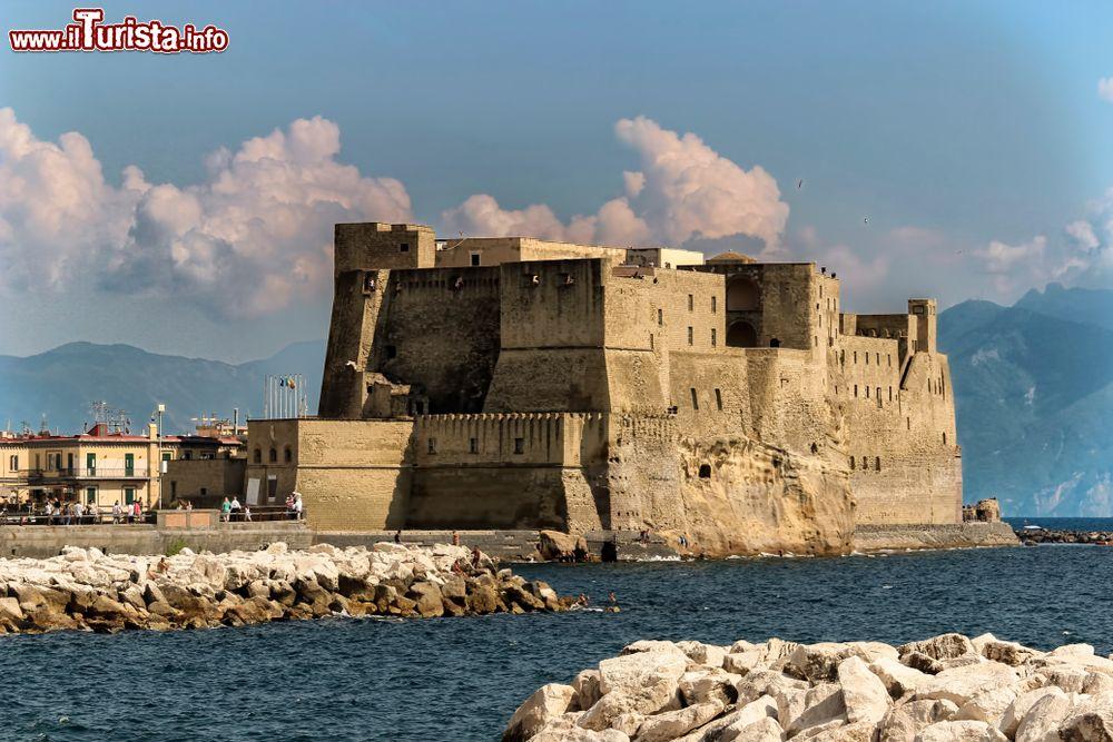 Cosa vedere e cosa visitare Castel dell\'Ovo