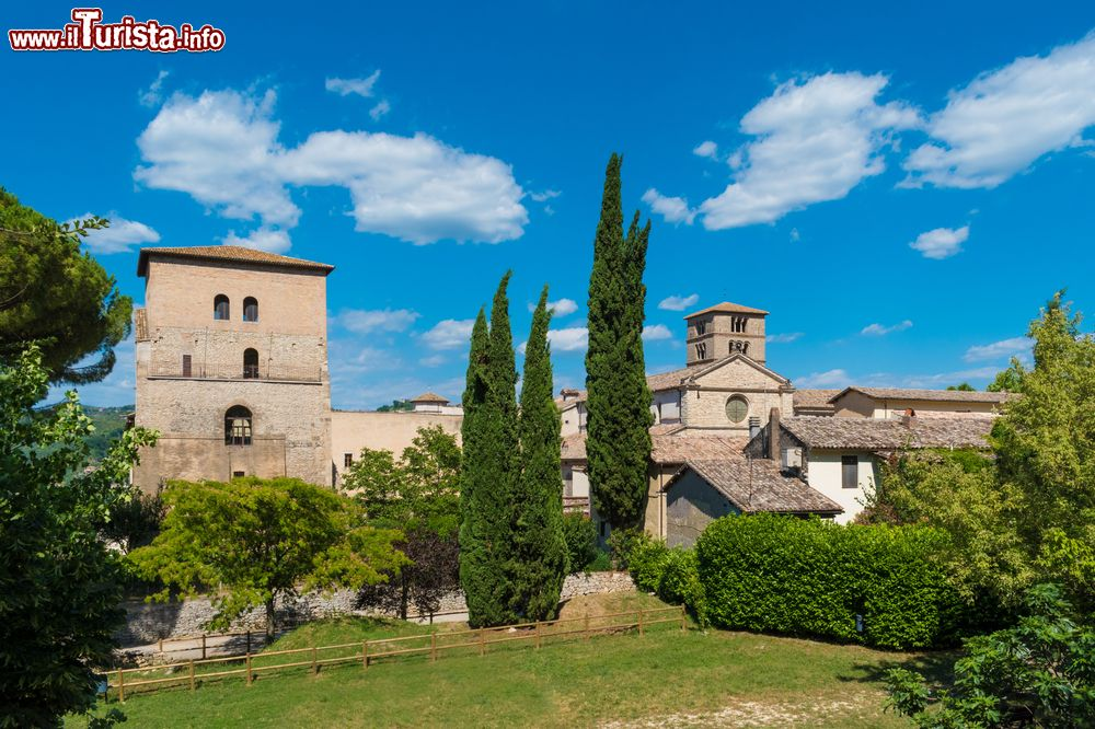 Cosa vedere e cosa visitare Abbazia di Santa Maria di Farfa