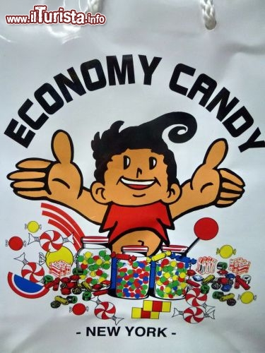 Economy Candy il negozio di caramelle piu famoso di New York. Lower East Side