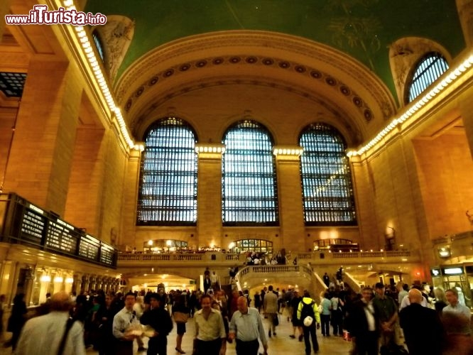 Grand Station Terminal di New York, ricordate gli Intoccabili?