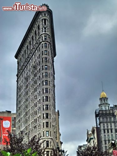 Flatiron Building o grattacielo Ferro da stiro nel Flatiron District