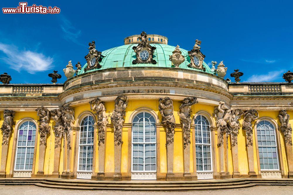 Cosa vedere e cosa visitare Palazzo di Sanssouci