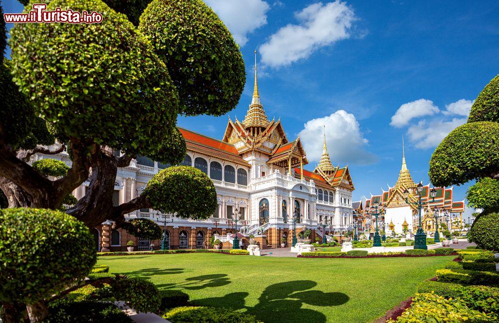 Cosa vedere e cosa visitare Grande Palazzo Reale