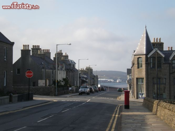 Is. Shletland - Lerwick