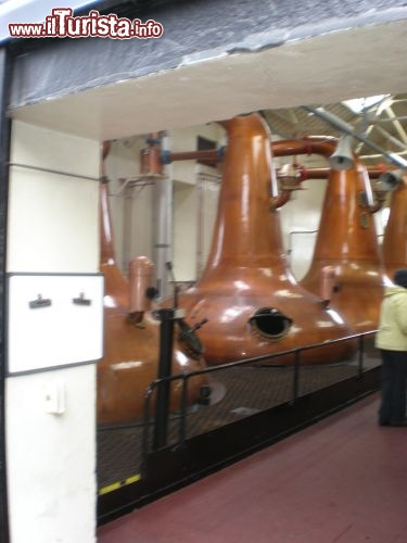 Is. Orcadi - Highlands park distillery