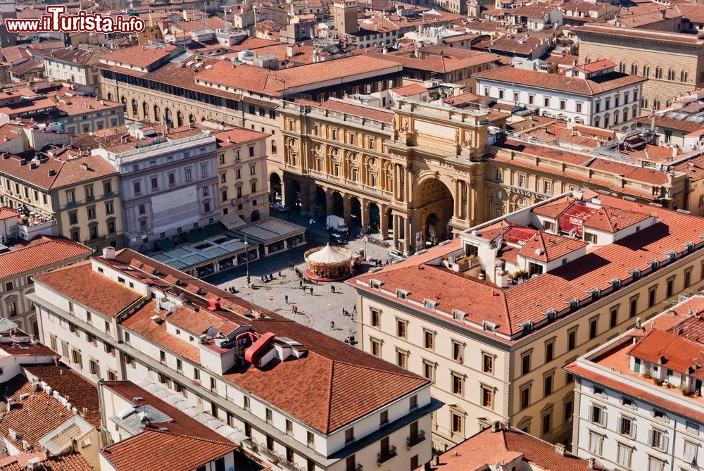 Cosa vedere e cosa visitare Piazza della Repubblica