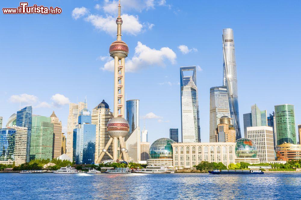 Cosa vedere e cosa visitare Oriental Pearl Tower