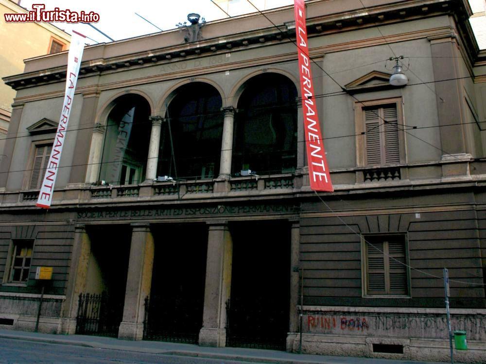 Cosa vedere e cosa visitare Museo della Permanente