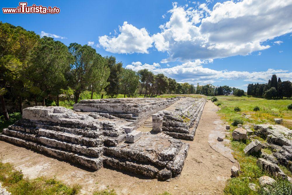 Cosa vedere e cosa visitare Parco Archeologico della Neapolis