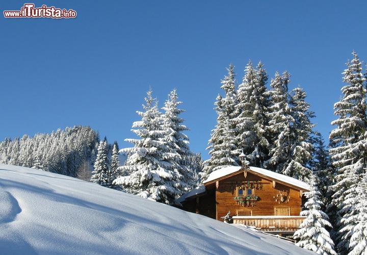Capodanno in baita 20 localit per un 31 dicembre sulla neve for Le piu belle baite in montagna
