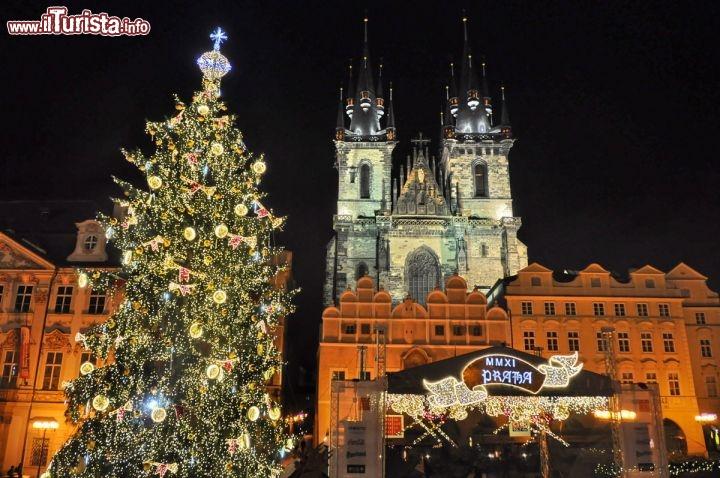 Mercatini di Natale 2017 Praga