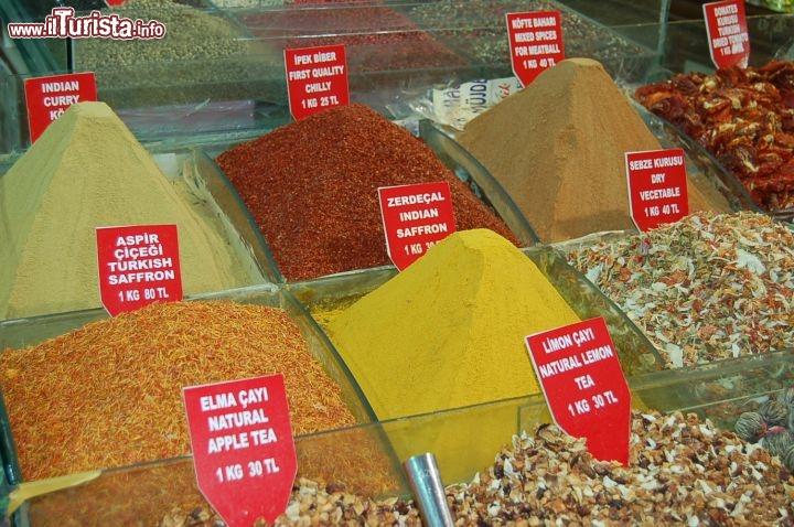 Cosa vedere e cosa visitare Bazar delle Spezie