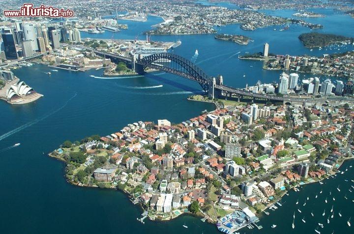 Cosa vedere e cosa visitare Sydney Harbour