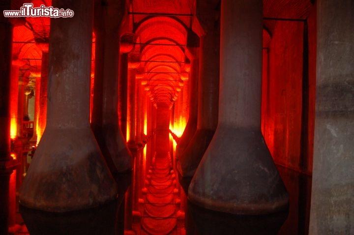 Cosa vedere e cosa visitare Cisterna Basilica