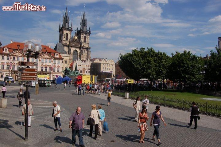 Cosa vedere e cosa visitare Stare Mesto