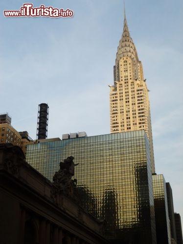 Cosa vedere e cosa visitare Chrysler Building