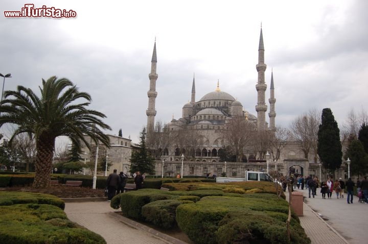 Cosa vedere e cosa visitare Moschea Blu