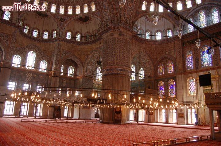 Sultanahmet Camii By Night
