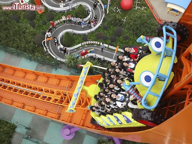 RC Race a Toy Story Land