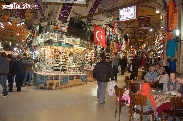 Cosa vedere e cosa visitare Grande Bazar