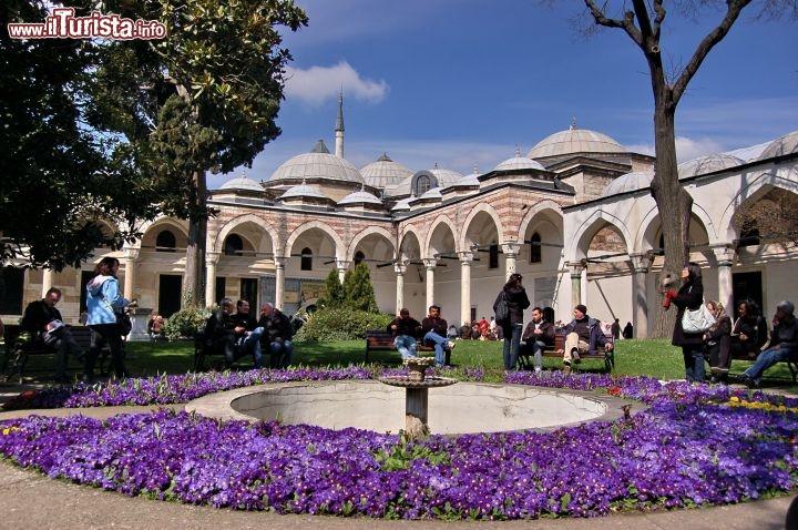 Cosa vedere e cosa visitare Palazzo del Topkapi