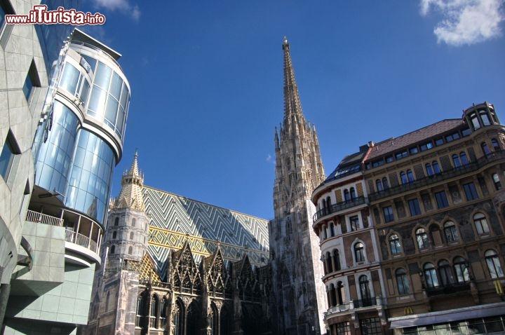 Cosa vedere e cosa visitare Stephansplatz