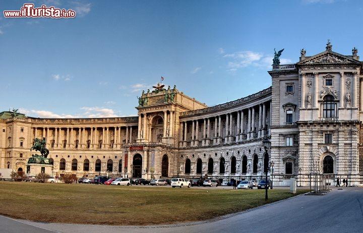 Cosa vedere e cosa visitare Hofburg