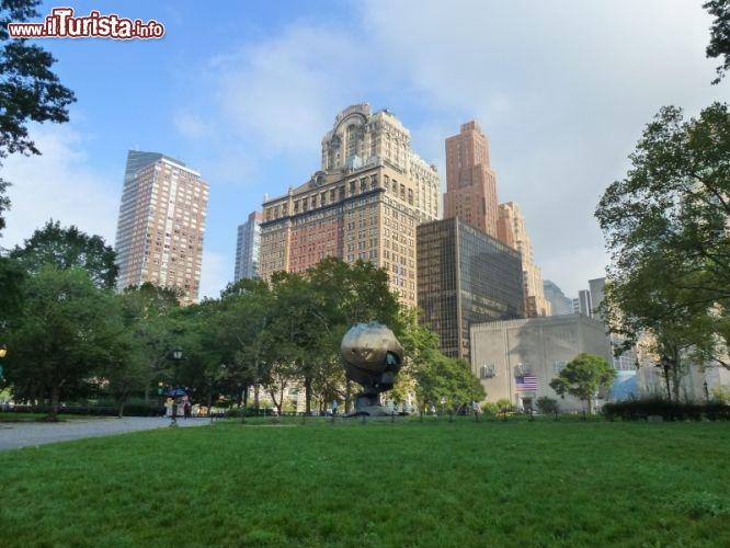 Cosa vedere e cosa visitare Battery Park